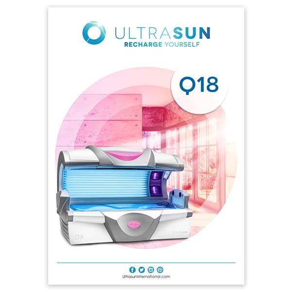 Ultrasun Q18 poster