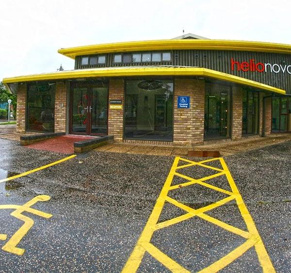 Interpark Vastgoed Hyperion House Alston Road Norwich UK