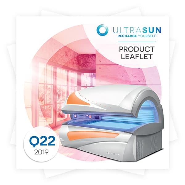 Ultrasun Q22 product leaflet