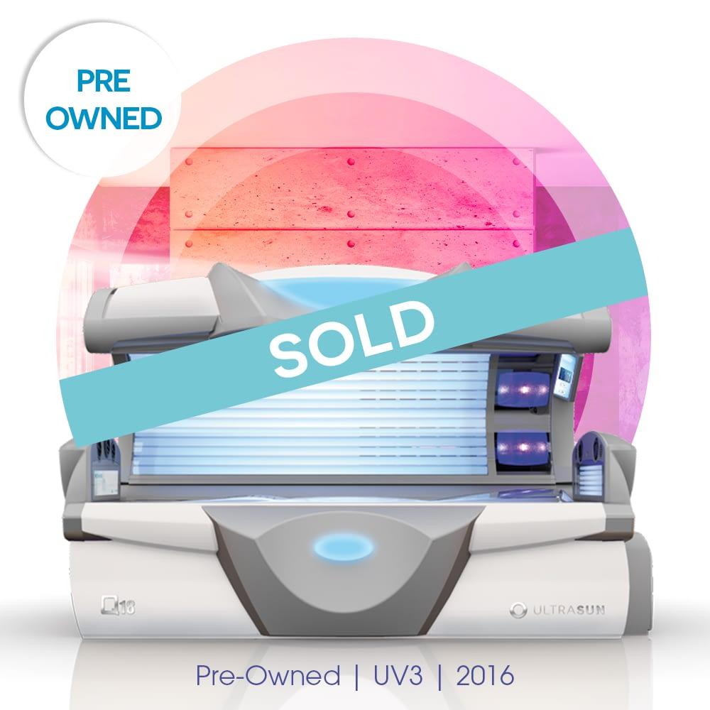 Ultrasun Q18 sold