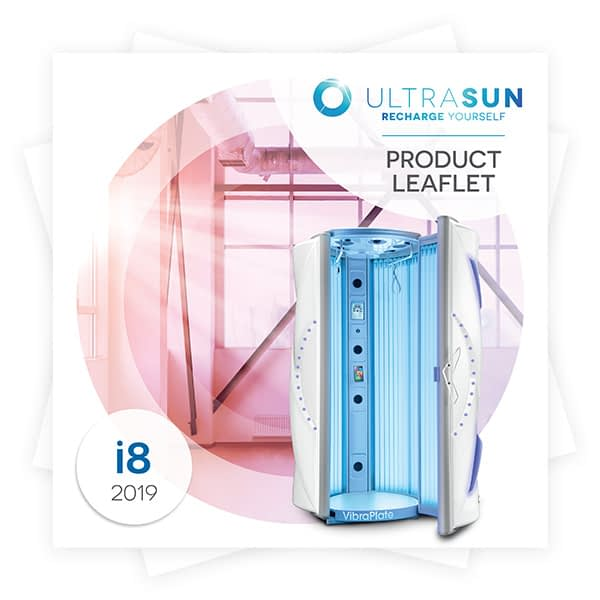 Ultrasun i8 product leaflet
