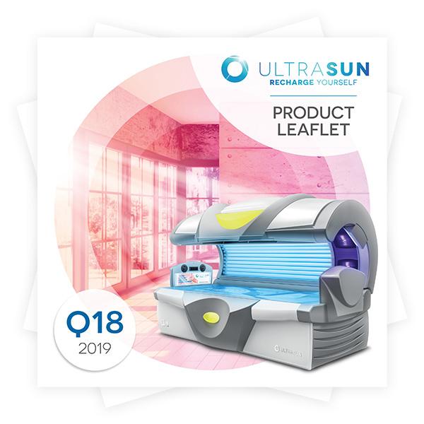 Ultrasun Q18 product leaflet