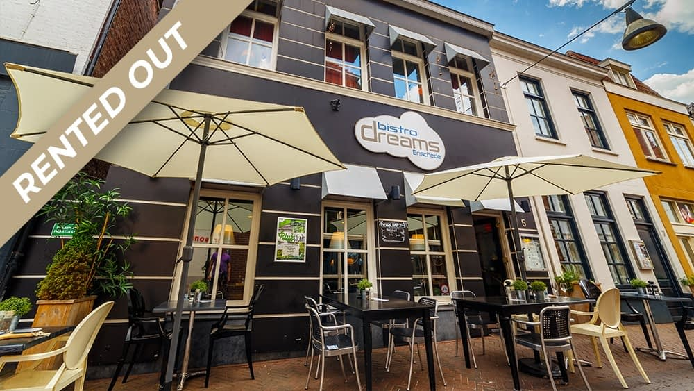 Interpark Vastgoed Walstraat 5 rented out