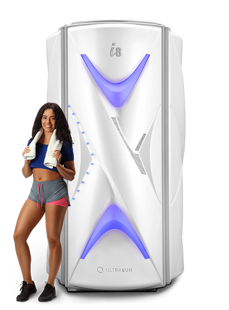 Ultrasun tanning devices