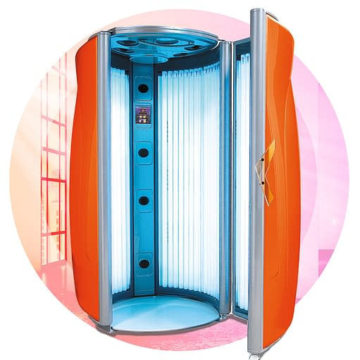 Ultrasun E7 powertower
