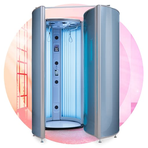 Ultrasun Changing Cubicle E-Series
