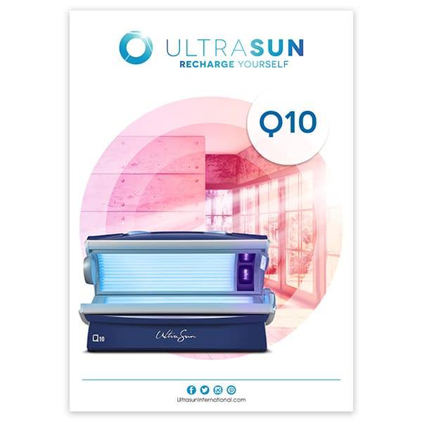 Ultrasun Q10 poster