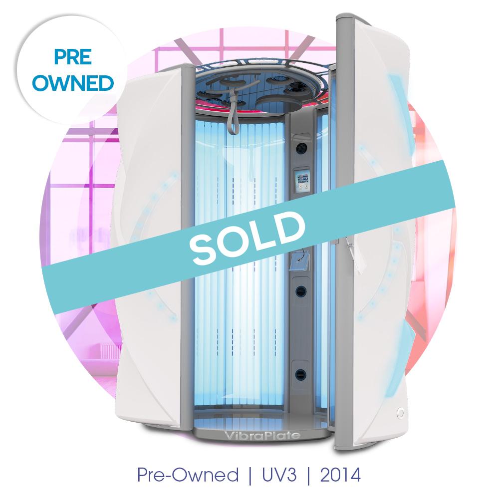 Ultrasun i9 2014 sold