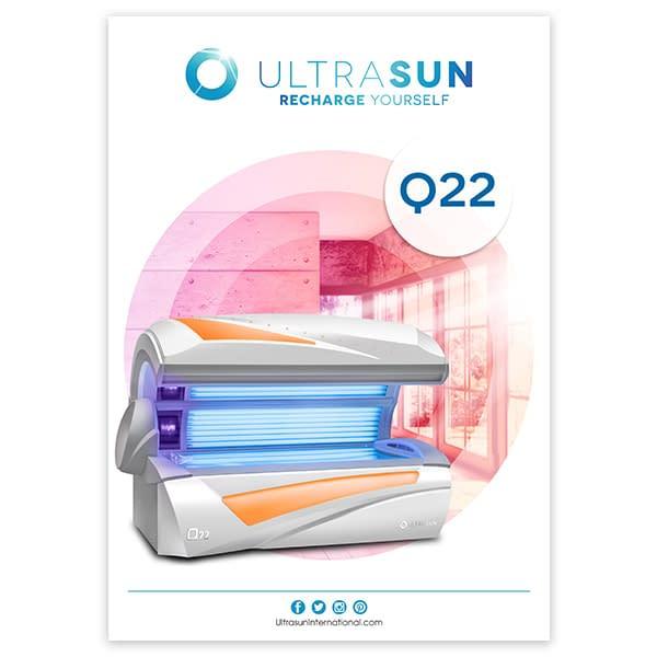 Ultrasun Q22 poster
