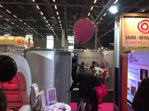 Congres International d'Esthetique and Spa