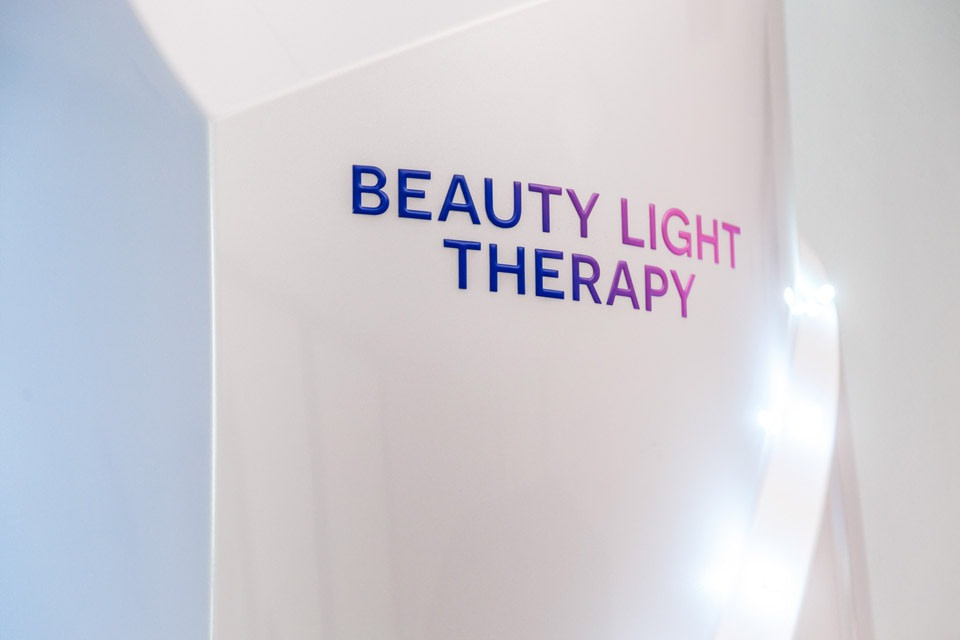 Dr. Muller Beauty Light Therapy logo