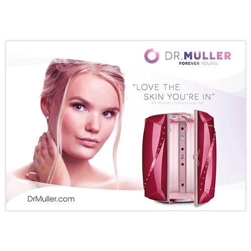 Dr. Muller Collashower 64 poster