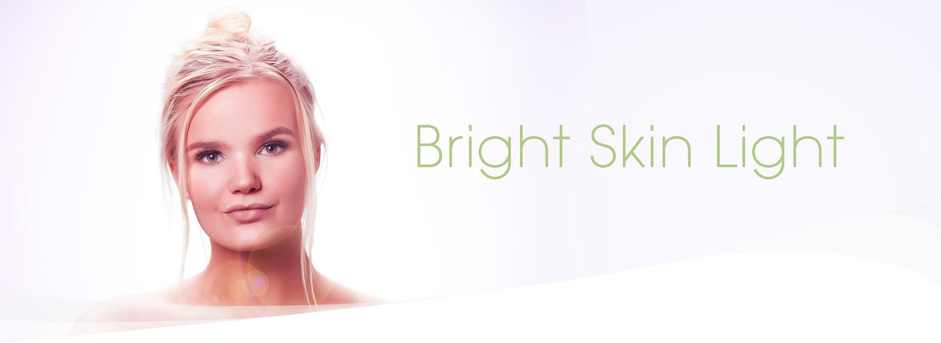 Dr. Muller header Bright Skin Light research