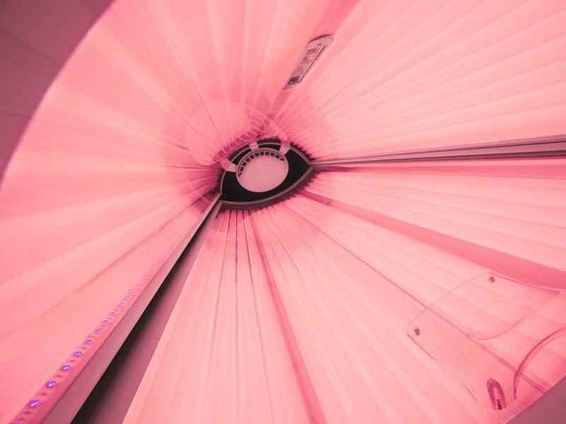 Dr. Muller Omega tunnel of light