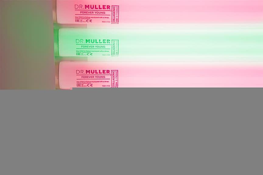 Dr. Muller Essence Customised Edition detailshot