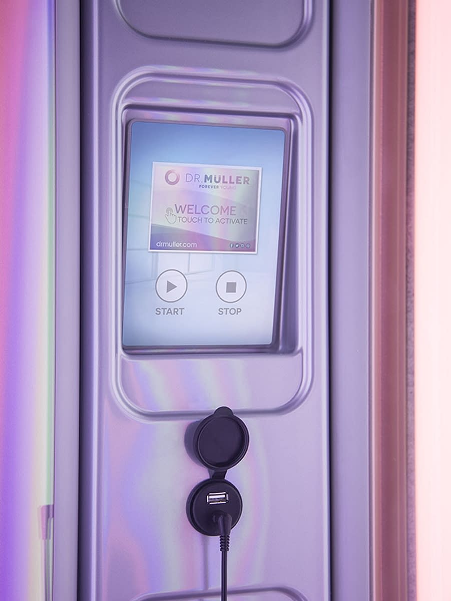 Dr. Muller Beauty Light Therapy IQ Touch Control