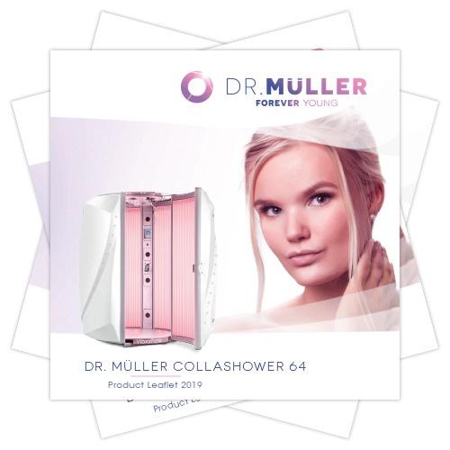 Dr. Muller Collashower 64 product leaflet