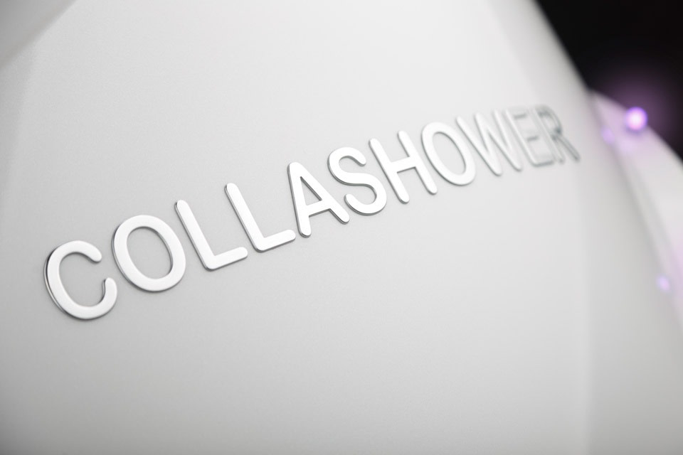 Dr. Muller Collashower logo