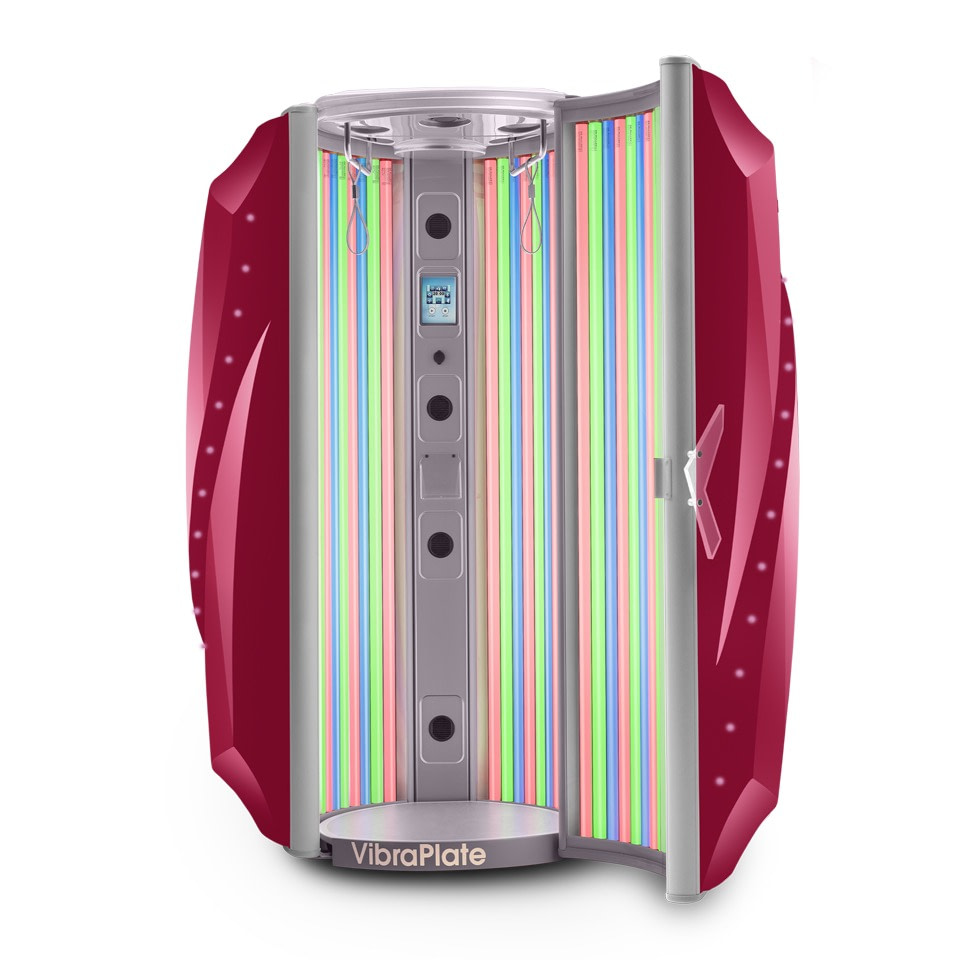 Dr. Muller Beauty Light Therapy Ferrari Red Metallic
