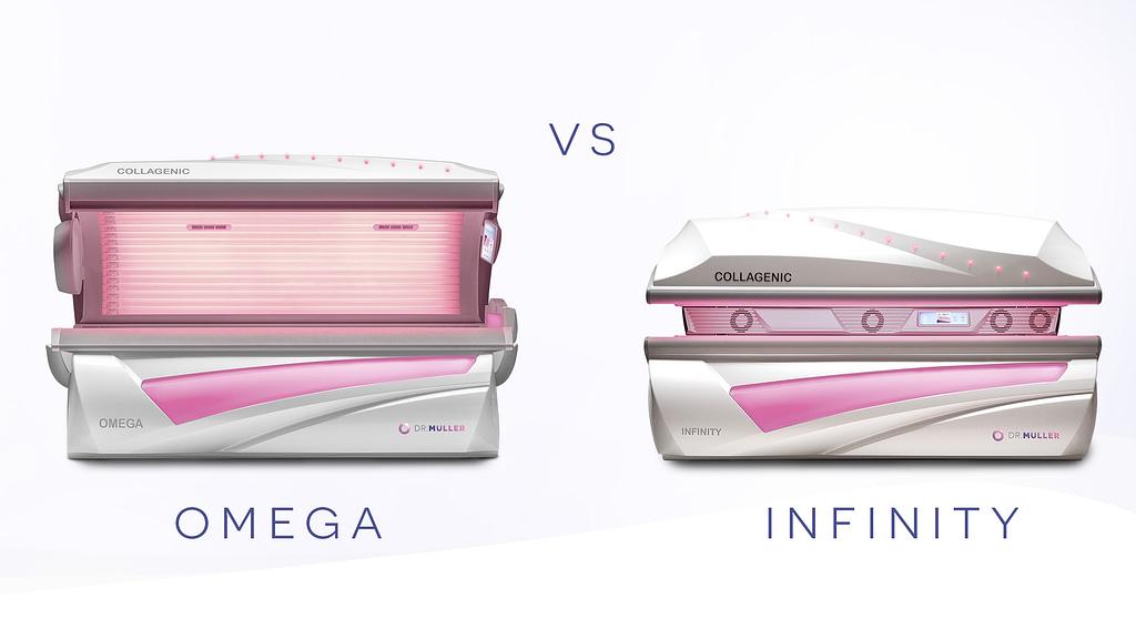 Omega vs Infinity