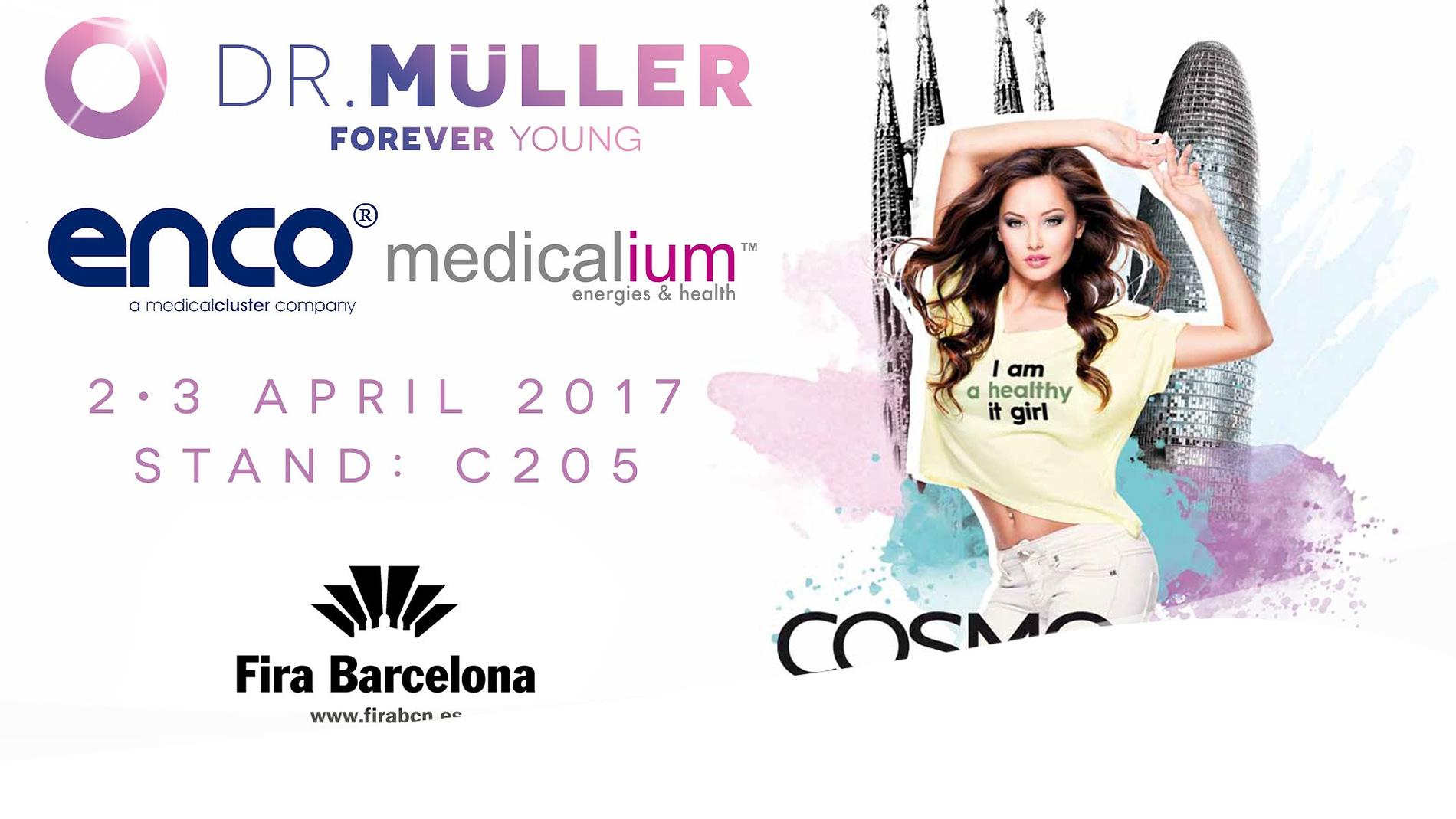 Cosmo Beauty Barcelona 2017