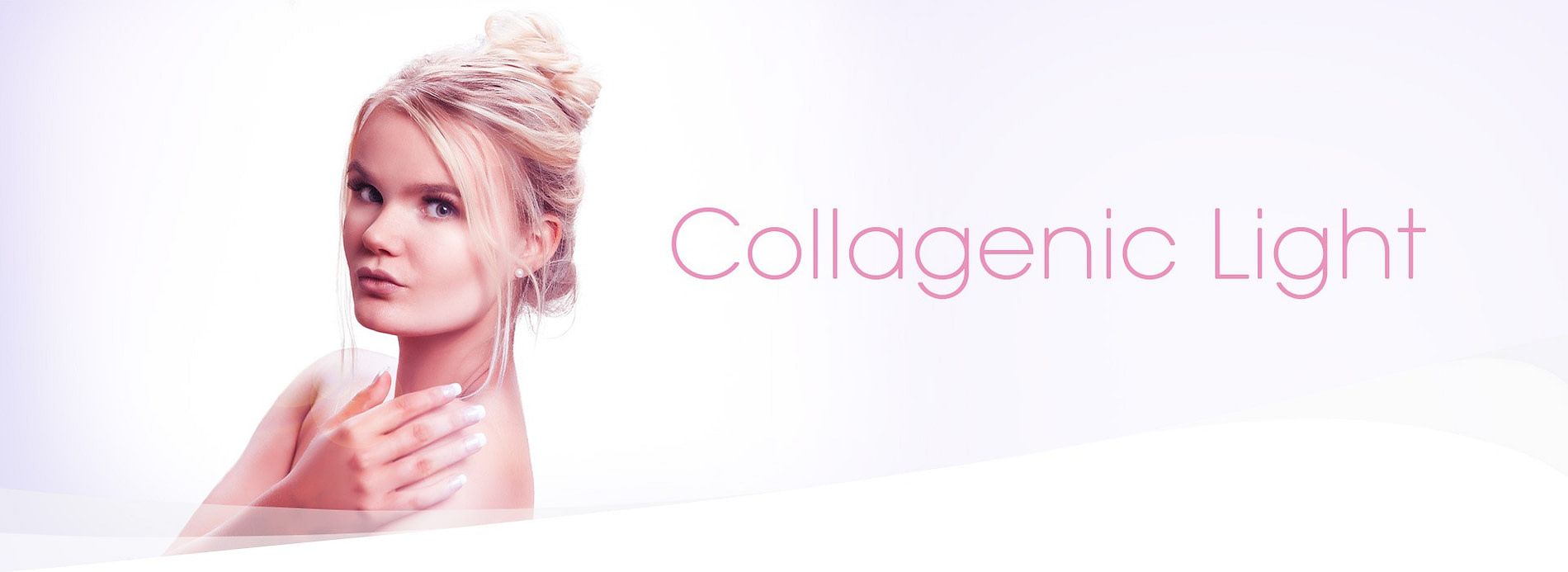 Dr. Muller header Collagenic Light research