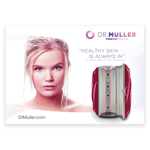 Dr. Muller Beauty Light Therapy 48 poster
