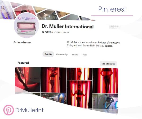 Dr. Muller pinterest