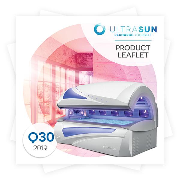 Ultrasun Q30 product leaflet