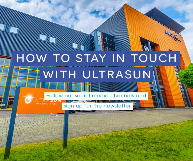 how to stay in touch with ultrasun ultrasun building
