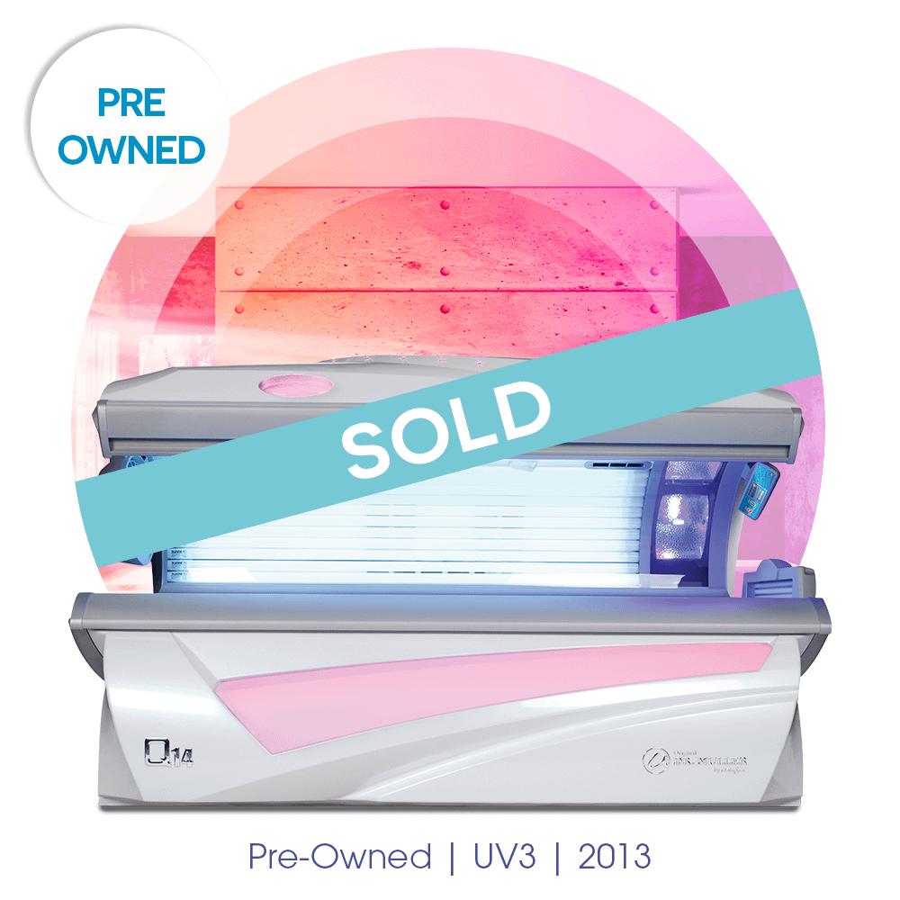 Ultrasun Q14 sold