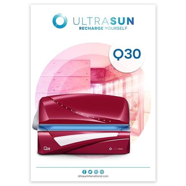 Ultrasun Q30 poster