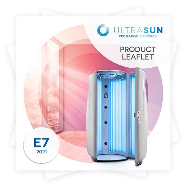 E7 product leaflet