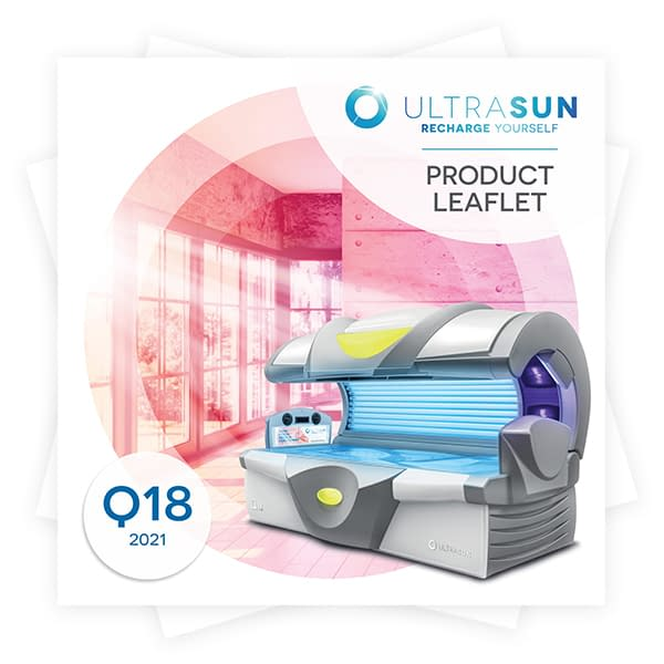 Ultrasun Q18 product leaflet