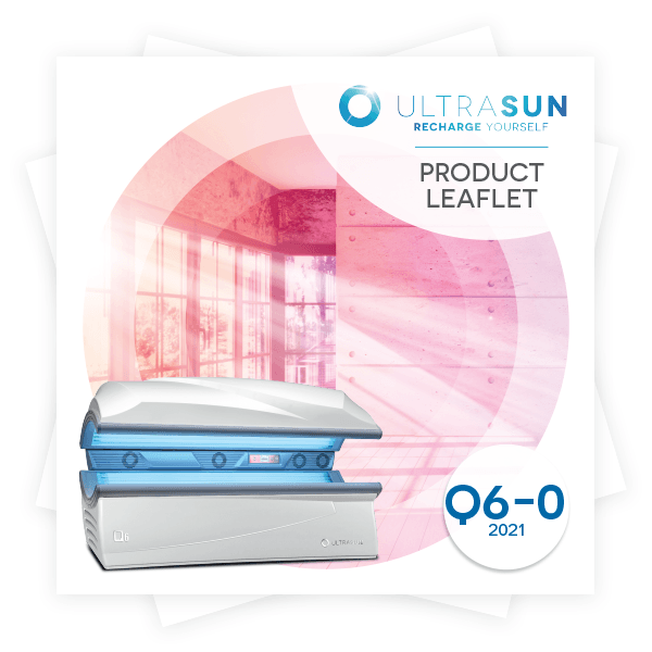 Ultrasun Q6-0 product leaflet