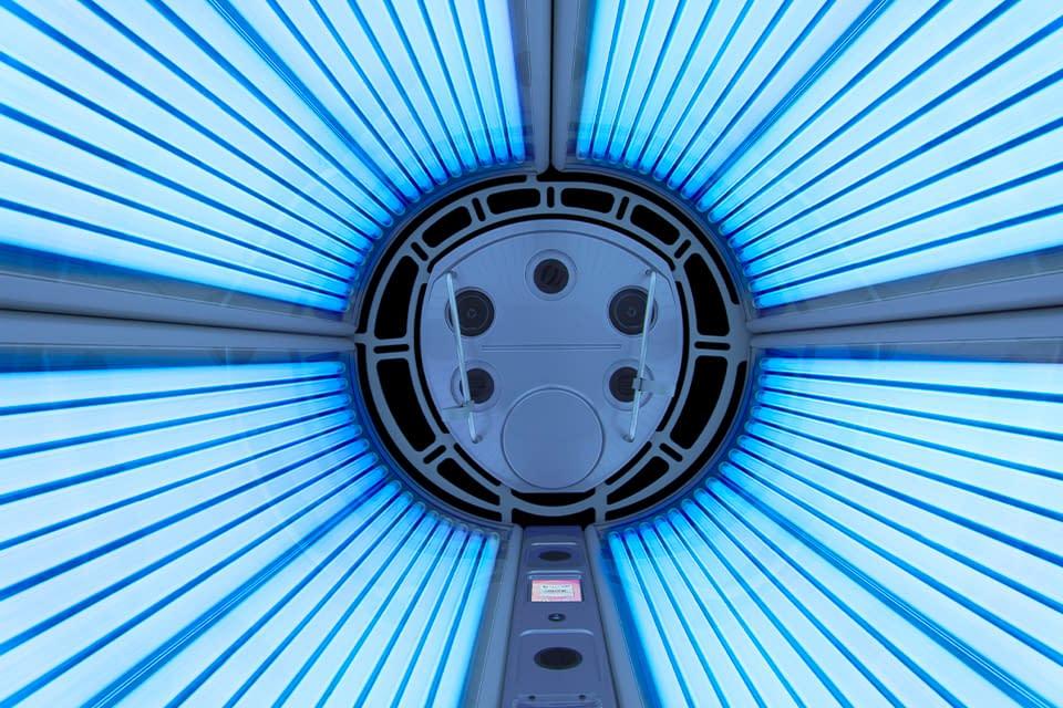 Ultrasun i9 detail shot