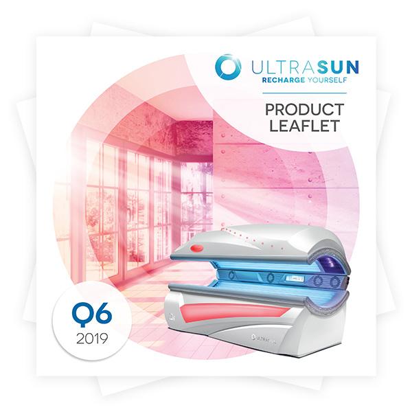 Ultrasun Q6 product leaflet