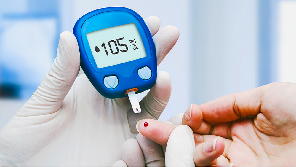 diabetes check meter