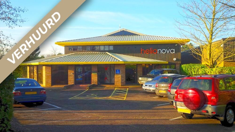 Interpark Vastgoed Hyperion House Alston Road Norwich UK Verhuurd