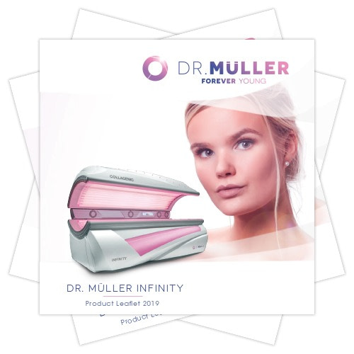 Infinity product leaflet