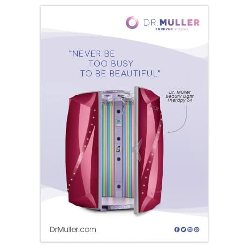 Dr. Muller Beauty Light Therapy 64