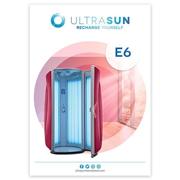 Ultrasun E6 FRM poster