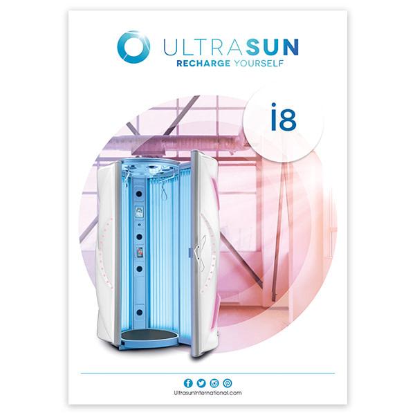 Ultrasun i8 poster