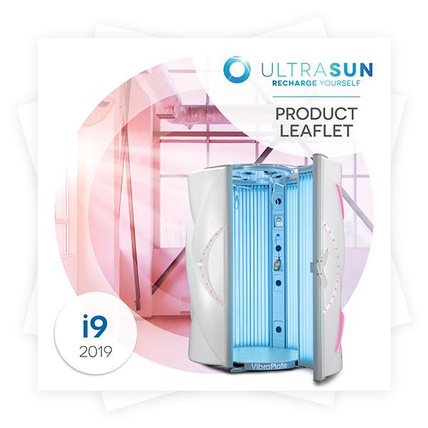 Ultrasun i9 product leaflet