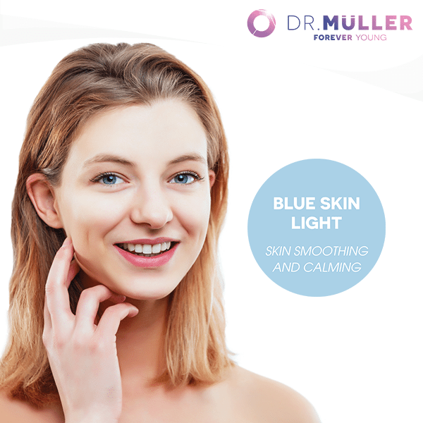 My Dr. Muller Blue Skin Light