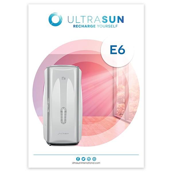 Ultrasun E6 poster