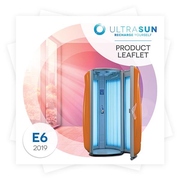 Ultrasun E6 product leaflet
