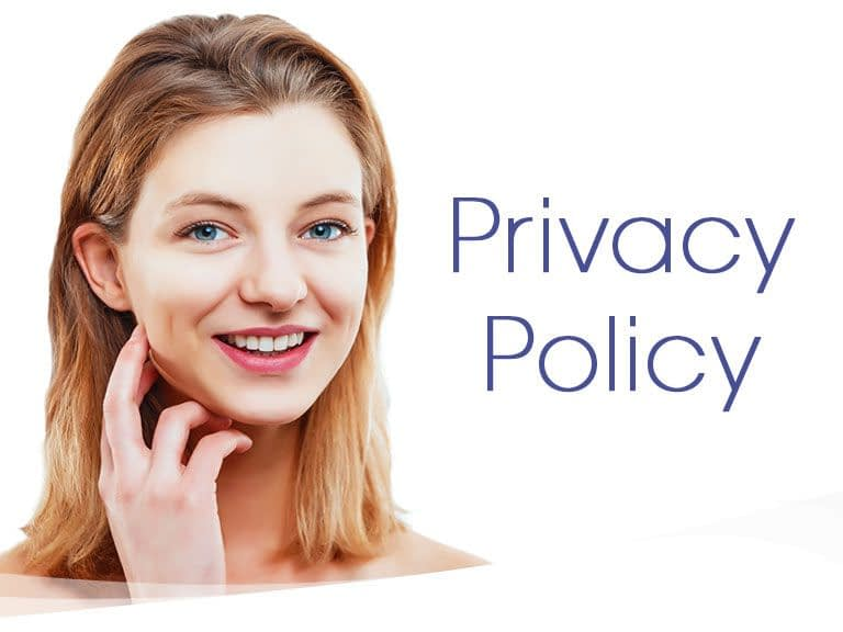 My dr. Muller Privacy Policy