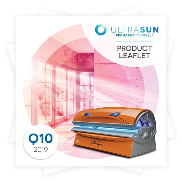 Ultrasun Q10 product leaflet