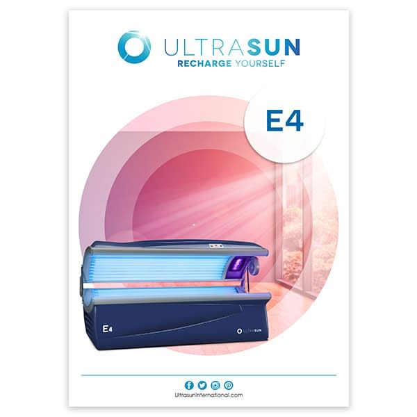 Ultrasun E4 poster